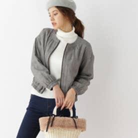 クチュール ブローチ Couture brooch 【WEB限定サイズ(S・LL)あり】オータムブルゾン (ブラック)