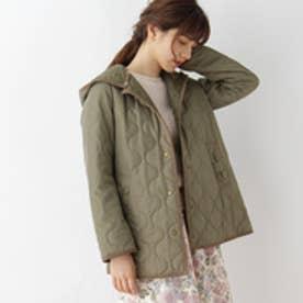 クチュール ブローチ Couture brooch 【WEB限定サイズ(S)あり】ポットキルト2WAYコート (カーキ)