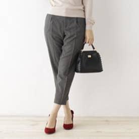クチュール ブローチ Couture brooch 【WEB限定サイズ(SS・LL)あり】裏起毛パンツ (ブラック)