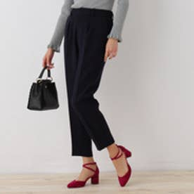 クチュール ブローチ Couture brooch ストレッチテーパードパンツ (ブルー系)