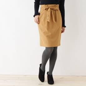 クチュール ブローチ Couture brooch 【WEB限定プライス】【WEB限定サイズ(S・LL)あり】タイトスカート (ベージュ系)