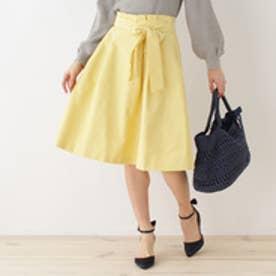 クチュール ブローチ Couture brooch 【WEB限定サイズ(SS・LL)あり】サッシュリボンスカート (イエロー)