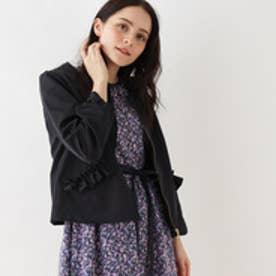 クチュール ブローチ Couture brooch [WEB限定サイズ(SS・LL)あり]ラッフルポケットブルゾン (ブルー系)