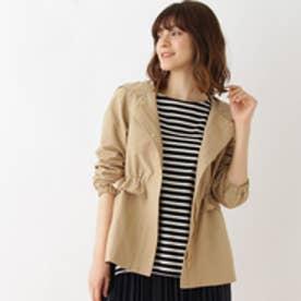 クチュール ブローチ Couture brooch 【WEB限定サイズ(LL)有】マウンテンパーカー (ベージュ)