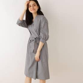クチュール ブローチ Couture brooch 【WEB&一部店舗限定販売】ウエストリボンワンピース (ブラック)