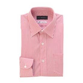 クール ストラティン COOL STRUTTIN'&co. THOMAS MASON ストライプドレスシャツ (ボルドー)