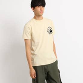 ドレステリア DRESSTERIOR プリントTシャツ MOON TEE (ベージュ)