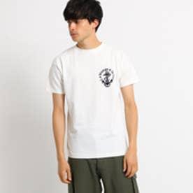 ドレステリア DRESSTERIOR プリントTシャツ アンカーTEE (ホワイト)