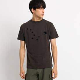 ドレステリア DRESSTERIOR プリントTシャツ STAR TEE (ディープグレー)