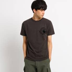 ドレステリア DRESSTERIOR プリントTシャツ MOON TEE (ディープグレー)