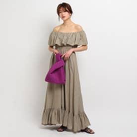 ドレステリア DRESSTERIOR 【DRESSTERIOR別注】MARIHA(マリハ)ワルツのドレス (ベージュ)