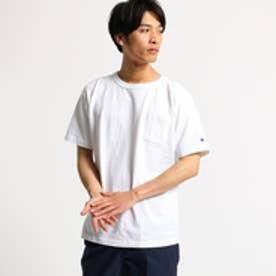 オペーク ドット クリップ OPAQUE.clip 【Champion】コットンポケットTシャツ<MEN> (ホワイト)