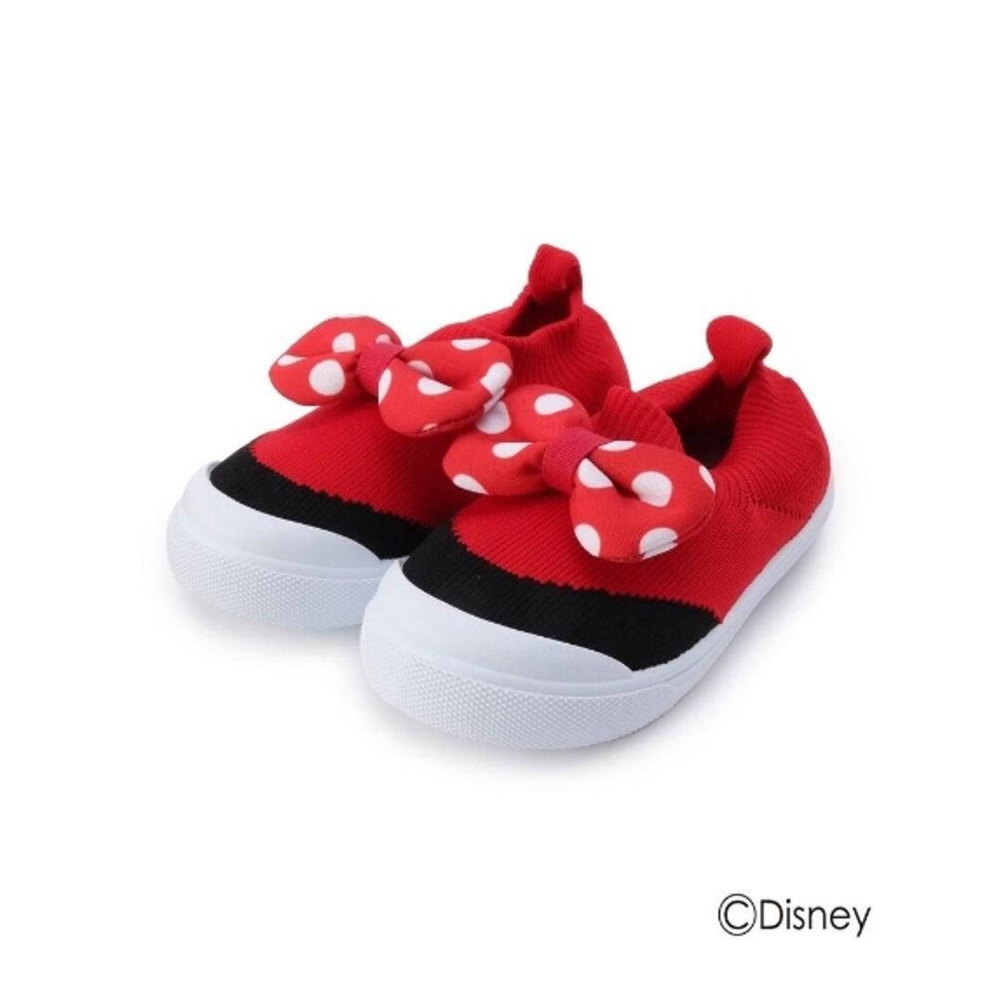 ロコンド 靴とファッションの通販サイトシューグー キッズ SHOO-LA-RUE(Kids) 【Disney】スリッポン (レッド)