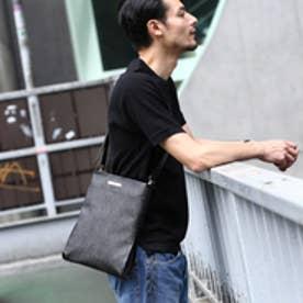 タケオ キクチ TAKEO KIKUCHI ベーシックショルダーバッグ (ブラックArt-deco)