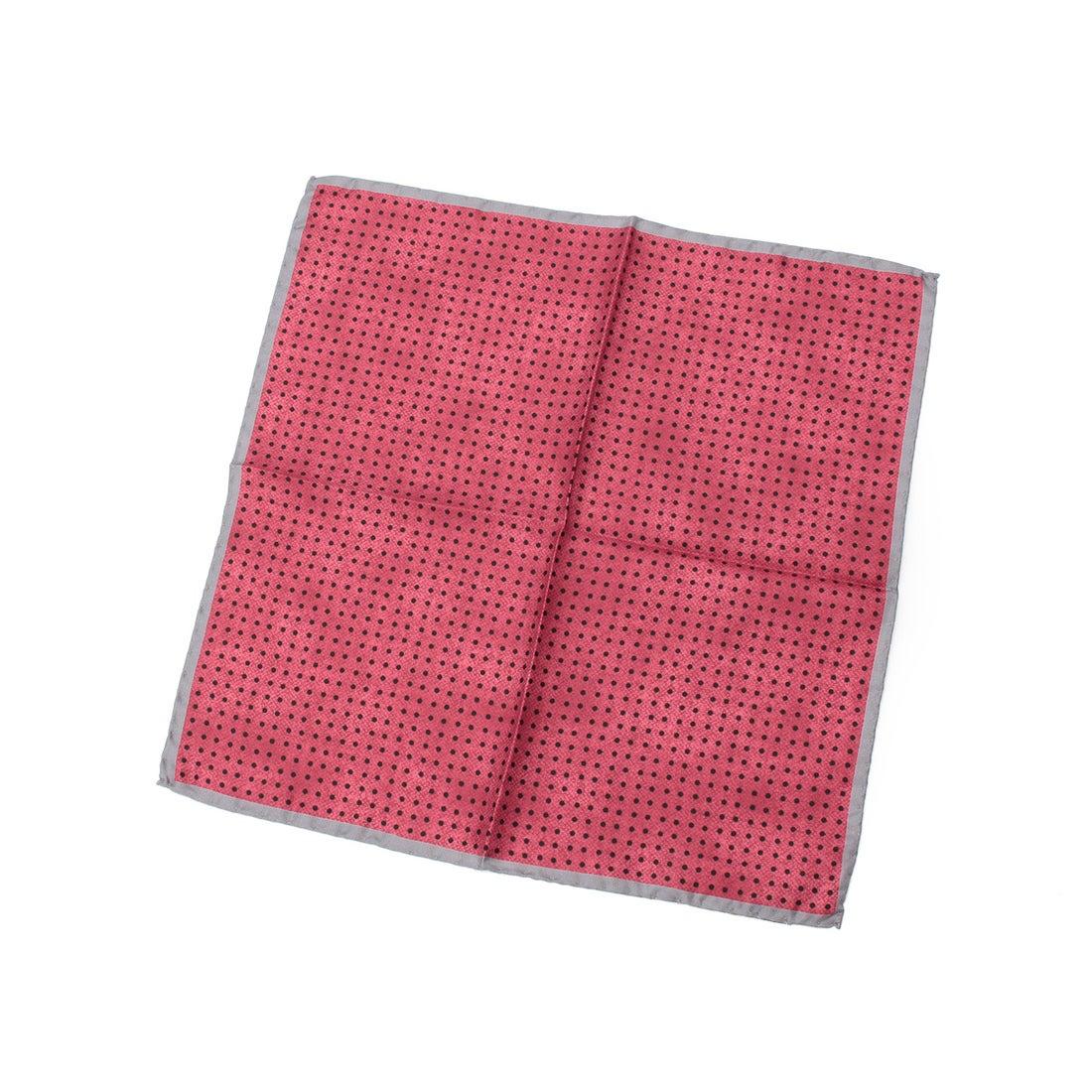 【SALE 60%OFF】タケオ キクチ TAKEO KIKUCHI ドットプリントチーフ (ピンク)