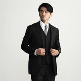 タケオ キクチ TAKEO KIKUCHI サージロロピアーナシングルジャケット (ブラック)