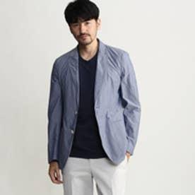 タケオ キクチ TAKEO KIKUCHI タイプライターシャツジャケット (ブルー)