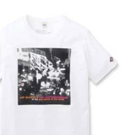 タケオ キクチ TAKEO KIKUCHI ◆Blue Note Records(R)コラボ レコジャケTシャツ (ホワイト)