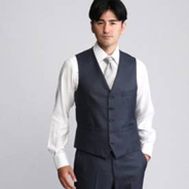 タケオ キクチ TAKEO KIKUCHI 【撥水】シャイニーピンヘッドシングルベスト (ネイビー)