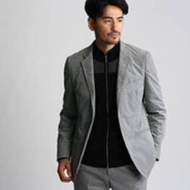 タケオ キクチ TAKEO KIKUCHI [TALL&LARGEサイズ]ドビーコールストレッチジャケット (グレー)
