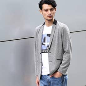 タケオ キクチ TAKEO KIKUCHI [TALL&LARGEサイズ]コットンリングフロートジャケット (グレー)
