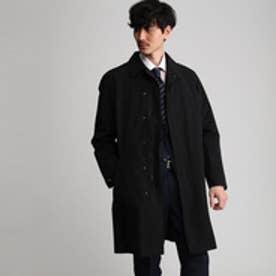 タケオ キクチ TAKEO KIKUCHI 【撥水】CS_メランジリップストップコート (ブラック)