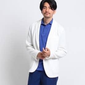 タケオ キクチ TAKEO KIKUCHI ラッセルジャケット[ メンズ ジャケット ] (ホワイト)