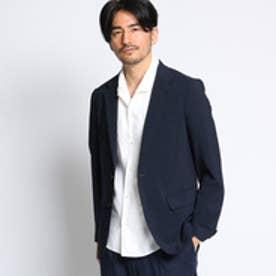 タケオ キクチ TAKEO KIKUCHI 【洗える】CS_ハイツイストエバレットジャケット [ メンズ ジャケット ] (ネイビー)