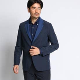 タケオ キクチ TAKEO KIKUCHI ライトウェイトタフタリバーシブルジャケット (ブルー系)
