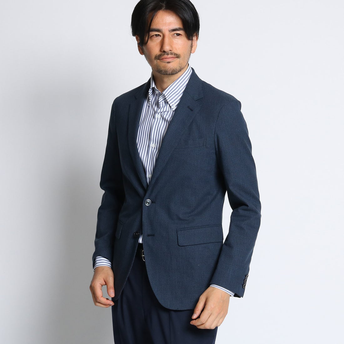 タケオ キクチ TAKEO KIKUCHI 【 洗える 】CS_ムリネクールマックス(R)ジャケット (ネイビー)