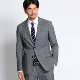 タケオ キクチ TAKEO KIKUCHI 【洗える】CS_バスケットプリントジャケット [ メンズ ジャケット ] (グレー)