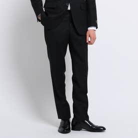タケオ キクチ TAKEO KIKUCHI サージシングルパンツ[ メンズ スーツ 結婚式 ] (ブラック)