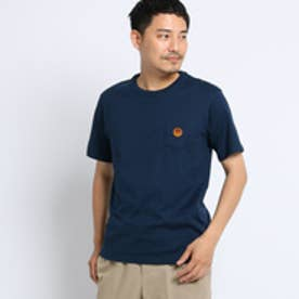 タケオ キクチ TAKEO KIKUCHI フリックパックTシャツ[ メンズ Tシャツ パックT ギフト ] (ネイビー)