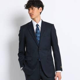タケオ キクチ TAKEO KIKUCHI サージシングルジャケット[ メンズ スーツ 結婚式 ] (ネイビー)