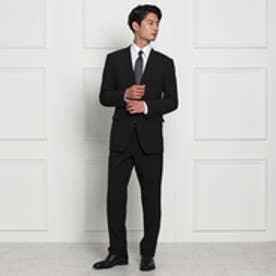 ザ ショップ ティーケー THE SHOP TK トーナルストライプスーツ (ブラック)