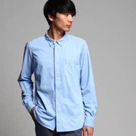 ティーケー タケオ キクチ tk.TAKEO KIKUCHI COOLMAXカットソーシャツ (サックス)