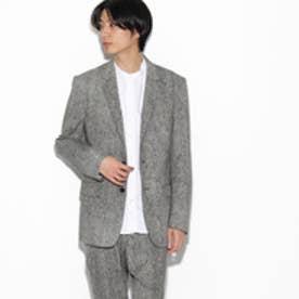 ティーケー タケオ キクチ tk.TAKEO KIKUCHI COOL DOTSストレッチジャケット (グレー)