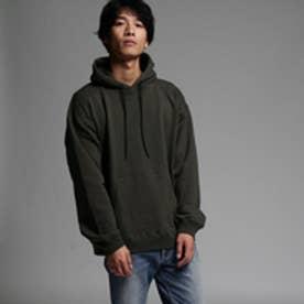 ティーケー タケオ キクチ tk.TAKEO KIKUCHI オーガニックコットン ビッグパーカー (ブラック)