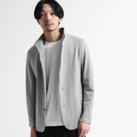 ティーケー タケオ キクチ tk.TAKEO KIKUCHI スタンドカラージャケット (グレー)