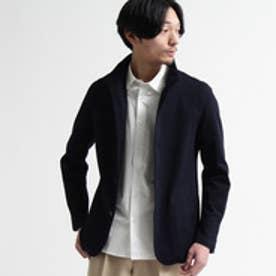 ティーケー タケオ キクチ tk.TAKEO KIKUCHI スタンドカラージャケット (ネイビー)