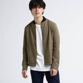 ティーケー タケオ キクチ tk.TAKEO KIKUCHI FORMOZA MA-1ジャケット (カーキ)