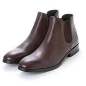 フープディドゥ コスチュームノーエイジ whoop'-de-doo' COSTUME NO AGE whoop-de-doo/フープディドゥ 本革 マッケイ  サイドゴア ブーツ (DBR)