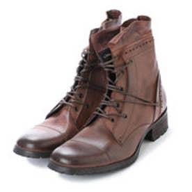 フープディドゥ コスチュームノーエイジ whoop'-de-doo' COSTUME NO AGE whoop-de-doo/フープディドゥ(102162)日本製 レースアップ ブーツ (DBR)