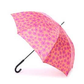 キウ KiU 雨傘 A-jump umbrellaハナピンク