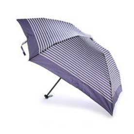 キウ KiU 雨傘 Air-light umbrellaボーダー