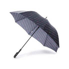 キウ KiU 雨傘 A-jump umbrellaネオンライン (ネオンライン)
