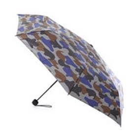 ダブリュピーシー w.p.c ユニセックス雨傘STANDARDカモフラージュmini (カモフラージュ)