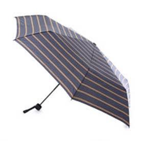 ダブリュピーシー w.p.c ユニセックス雨傘STANDARDボーダーmini (ボーダー)