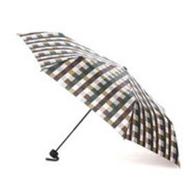 ダブリュピーシー w.p.c 折りたたみ傘 UNISEX STANDARD mini (ブロックチェック)