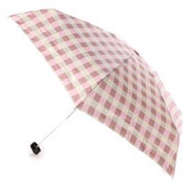 ダブリュピーシー w.p.c 雨傘 ブロックチェックmini (PK)